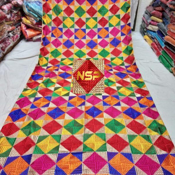 Phulkari Dupatta