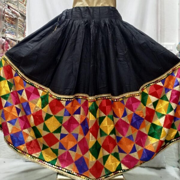 Phulkari Skirt